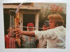 Dukes of Hazzard Mini Poster from Greek Magazines clippings 1970s 1990s | eBay