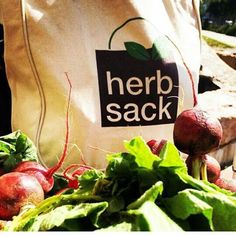 Organic Cotton - The Lily Tote by herbsack