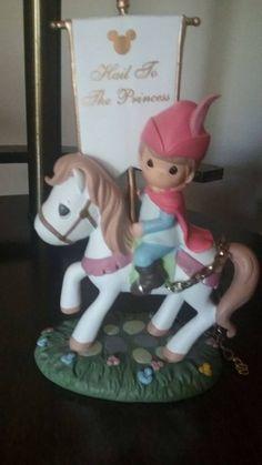 Precious Moments Disney Showcase Birthday Princess Parade Prince Phillip