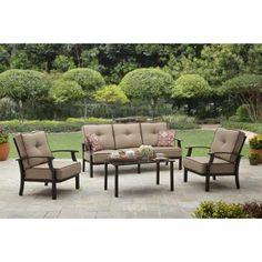 22 best patio conversation sets images outdoor living spaces rh pinterest com