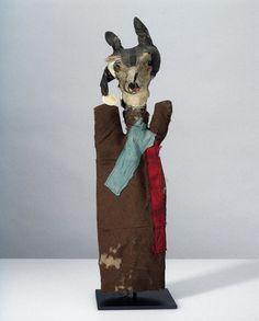 paul klee: hand puppet