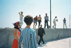 jackie kennedy in ravello, 1961, mark shaw