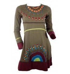 Robe ethnique Moshiki