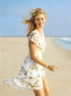 Maria Sharapova's Guide to Life Success | See Maria behind the scenes at her photo shoot!