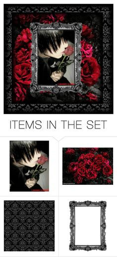 """Mason - Anon Intro"" by insane-alice-madness ❤ liked on Polyvore featuring art"