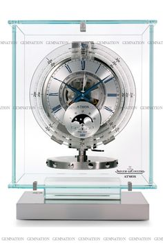 Jaeger LeCoultre ATMOS Clock!!