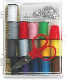 Personal Sewing Kit (for older girls) - Operation Christmas Child Ideas