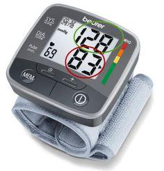 Voilà comment lire la tension avec un tensiomètre électrique en 6 étapes faciles! Installez l'appareil, installez vous confortablement, reposez vous 5 min