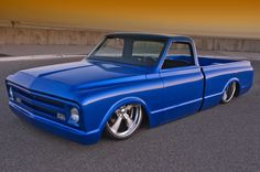 Classic Chevy truck!!