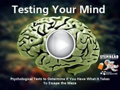 Testing Your Mind