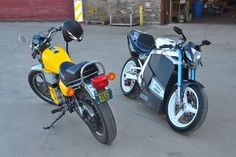OVERVIEW The finished project is a 1981 Kawasaki KZ440, converted to electric. It is powered by four Optima Yellow Top sealed (AGM) lead-acid batteries, that drive...