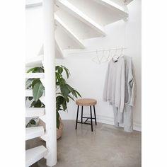 Design Of Klesstativ S, Sort - Design Of @ Scandinavian Interior, Clothes Hanger, Wardrobe Rack, Home Accessories, Shelves, Interior Design, Storage, House Styles, Polyvore