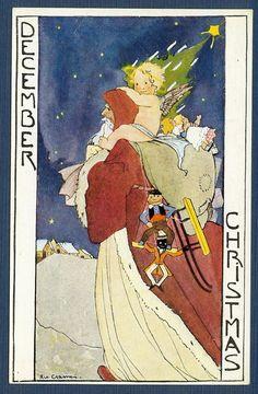 Rie Cramer - 12 maanden kaarten - (1930)