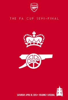Arsenal will face the Royals on Saturday, April 18, 2015 (17.20) at Wembley Stadium for the FA Cup semi-final.