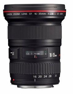 Canon EF 16-35mm f/2.8L II USM Ultra Wide Angle Zoom Lens $1577.95