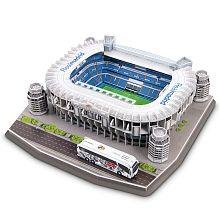 Puzzle 3D Estadio Santiago Bernabeu para Yvancito