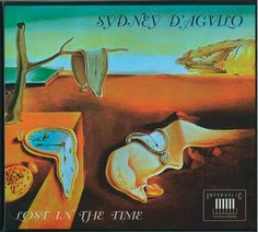 SYDNEY D'AGVILO, LOST IN TIME (CD)