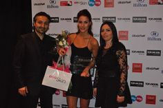 Top model 2014 london winner nirelda andreka