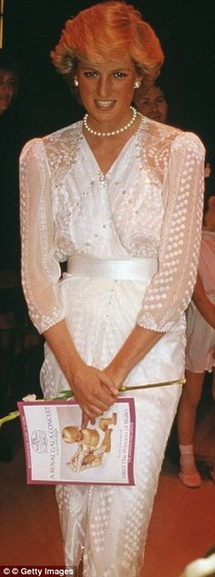 Princess Diana attending a charity gala in aid of Birthright, at the London Palladium, June She is wearing a dress by Zandra Rhodes. Diana is patron of the charity , which raises funds for. Get premium, high resolution news photos at Getty Images Princess Diana Dresses, Princess Diana Fashion, Princess Diana Family, Princess Diana Pictures, Royal Princess, Princess Of Wales, Vintage Princess, Lady Diana Spencer, Prinz Philip