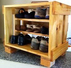 diy pallet shoe rack design-ideas.