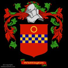 Sweeney coat of arms my style pinterest arms and symbols whittington coat of arms family crest click here to view thecheapjerseys Gallery