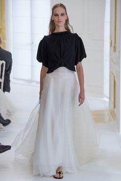 Christian Dior Fall 2016 Couture Fashion Show - Vanessa Axente (Viva)