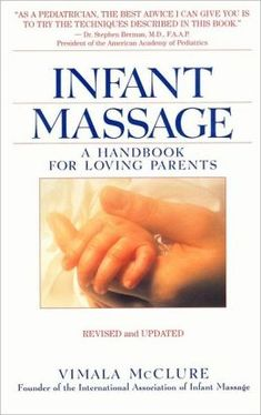 This is the best resource for infant massage