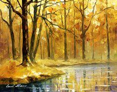 Leonid Afremov Art