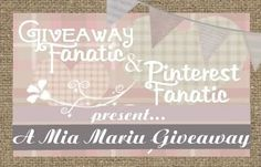 My Devotional Thoughts: Mia Mariu Giveaway (ends 10/4) U.S.
