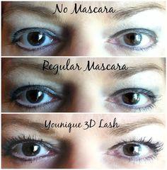 Mascara is Bringing Sexy Back - Younique Fiber Lashes 3d Mascara, Fiber Lash Mascara, Mascara Tips, Mascara Younique, Oil Free Makeup, 3d Fiber Lashes, Moisturizer With Spf, Skin Care Regimen, Good Skin