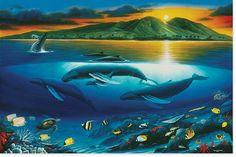 Wyland Store Maui Dawn