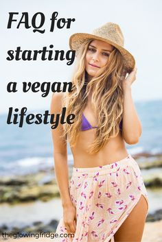 your questions answered >>> a post on FAQ for starting a vegan lifestyle (dealing with unsupportive family members, getting enough nutrients, etc) along with my tips and more! #vegan #starter #tips