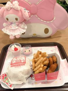 ♥ The Cutest Monthly Kawaii Subscription Box ♥ Receive cute items from Japan & Korea every month ♥ Cute Snacks, Cute Desserts, Comida Disney, Tout Rose, Kawaii Dessert, Cafe Food, Aesthetic Food, Food Cravings, Japanese Food