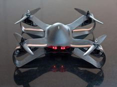 Like the copper accents. - Drones - Ideas of Drones - Cool concept drone. Like the copper accents. Buy Drone, Drone For Sale, Drone Diy, Small Drones, Drone With Hd Camera, Latest Drone, Flying Drones, Drone Technology, Copper Accents