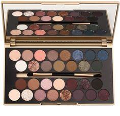 Makeup Revolution Fortune Favours the Brave paleta farduri de ochi cu oglinda si aplicator | aoro.ro