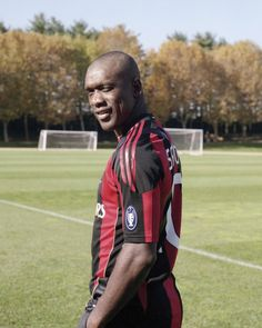 Clarence Seedorf | The Green Soccer Journal