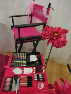 Face painting station #facepaintingbusiness