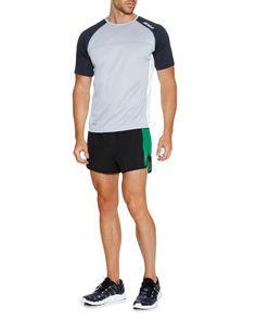 StylerunnerMAN. 2XU Tech Speed Run Top, and 2XU Training Short