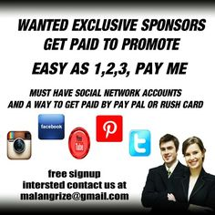 get paid in 30 days #free #promote #gifts #money #cash