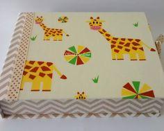 Coisinhas Olívia Cardoso: Álbum Girafas
