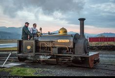 RailPictures.Net Photo: Winifred Untitled 0-4-0 ST at Porthmadog, United Kingdom - Wales by Georg Trüb