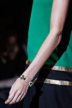 spring 2012 ready-to-wear Gucci