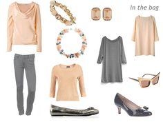 peach-grey