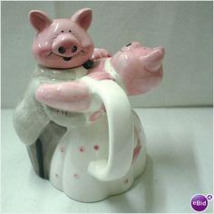 Dancing pigs - mine