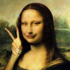 We've seen lots of these Mona Lisa parodies and these are some of the best we selected for you.