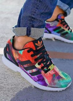 official photos a518c dab80 10 paires de baskets hyper-punchy trouvées sur Pinterest