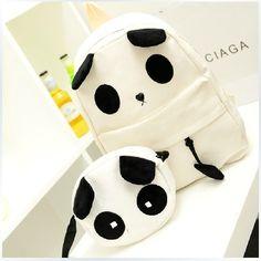 Big Backpack Size: 38(H) x 29(W) x 11(T) cm; Shoulder:32-65cm(adjustable)    Little Bag Size:16(H) x 21(W) x 5.5(T) cm