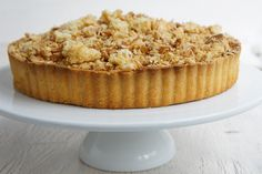 The time has come for everyone's favourite winter dessert. The apple crumble.