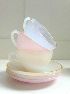 beautiful sets of cups