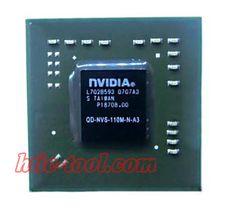 New NVIDIA GPU QD-NVS-110M-N-A3 BGA chipset http://www.htic-tool.com/new-nvidia-gpu-qdnvs110mna3-bga-chipset_p1045.html